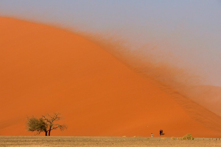 Guided lodge tour Namibia