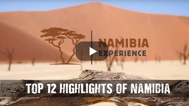 Namibia Top 12 highlights Video
